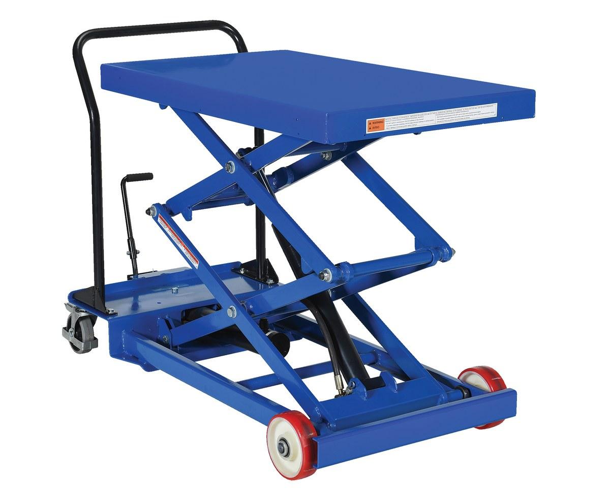 Premium Scissor Lift Carts - Product Page