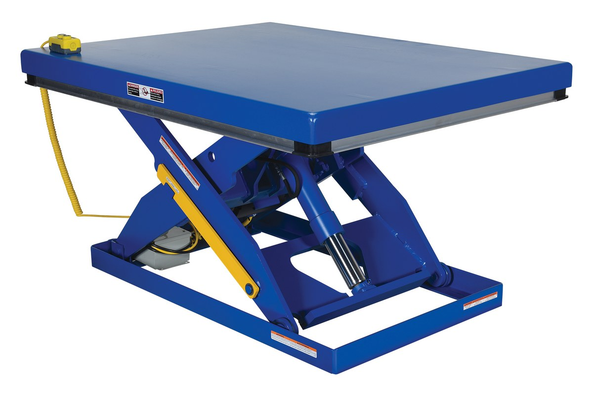 Electric Hydraulic Scissor Lift Tables - Product Page