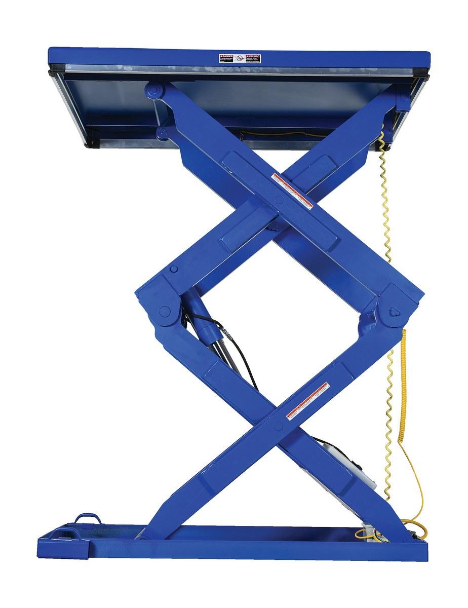 Double Scissor Lift Tables - Product Page