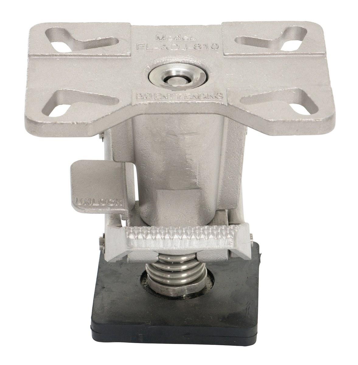 Adjustable Height Floor Locks Product Page