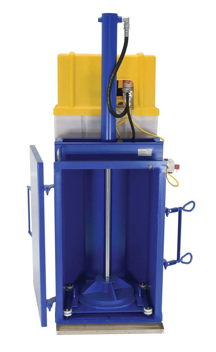Hydraulic Drum Crusher/Compactors - Product Page
