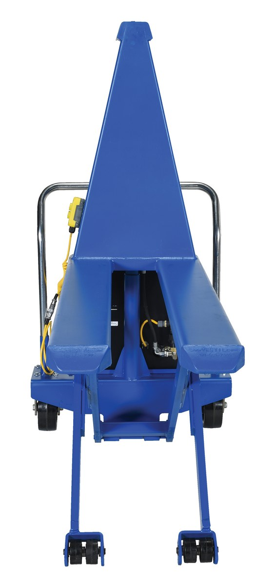 High Rise Lift Trucks - Product Page