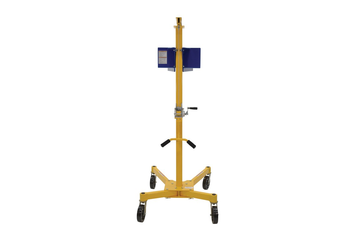 Portable Worksite Lift - Product Page