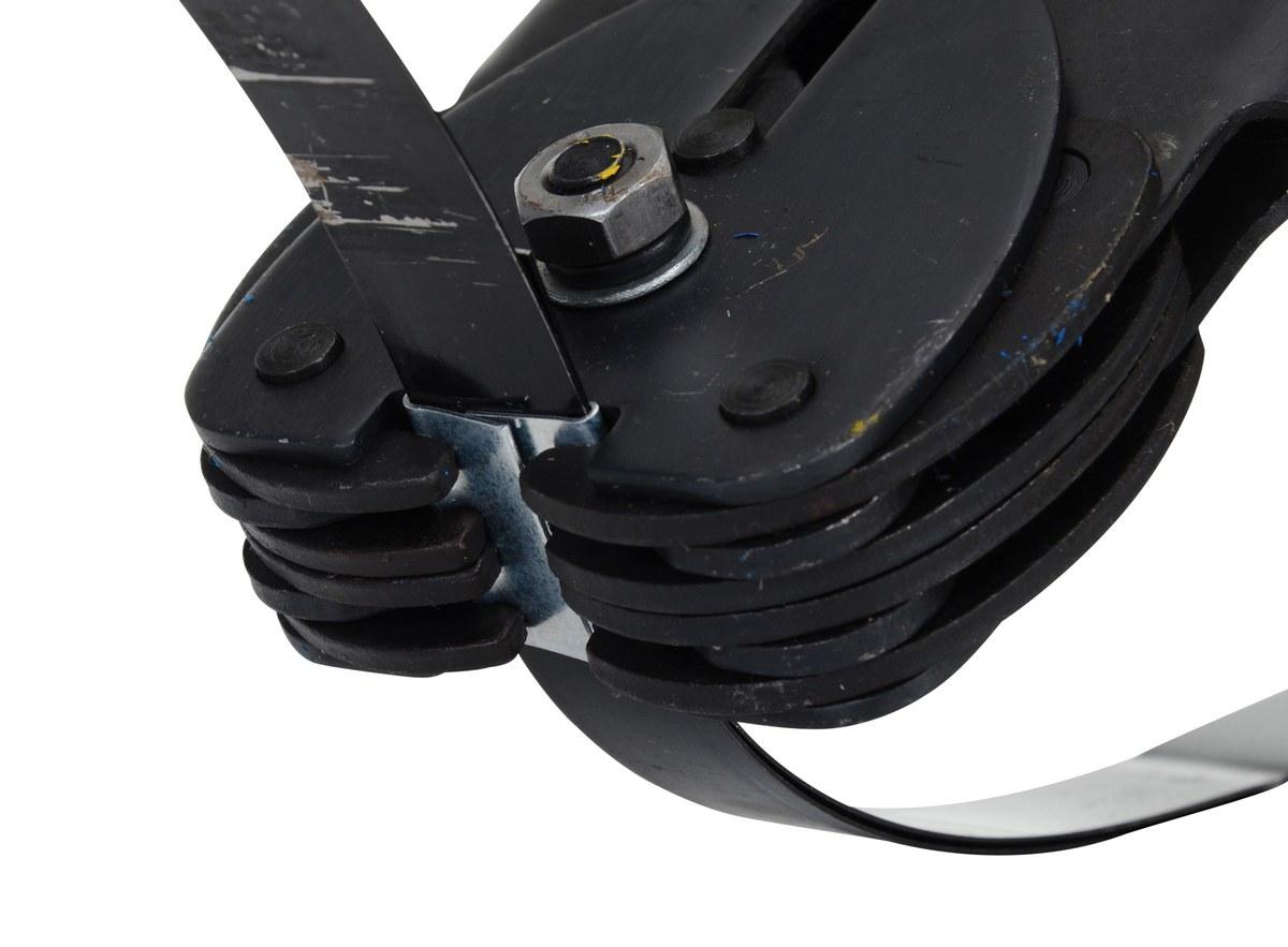 Vestil SSEAL-12 1//2 Seal for Steel Strapping Pack of 1000 Vestil Manufacturing Corp
