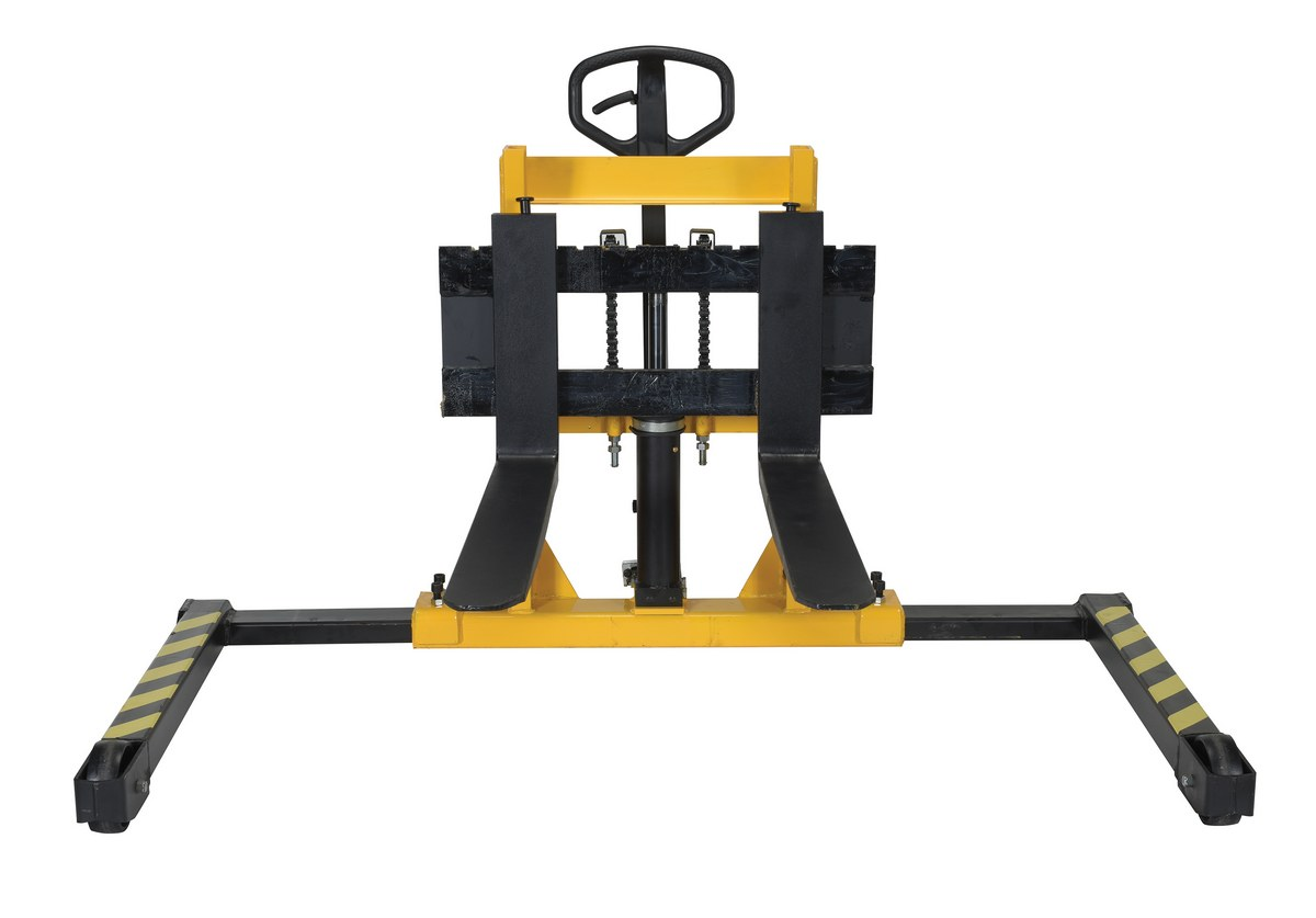 Manual & Electric Stackers - Product Page