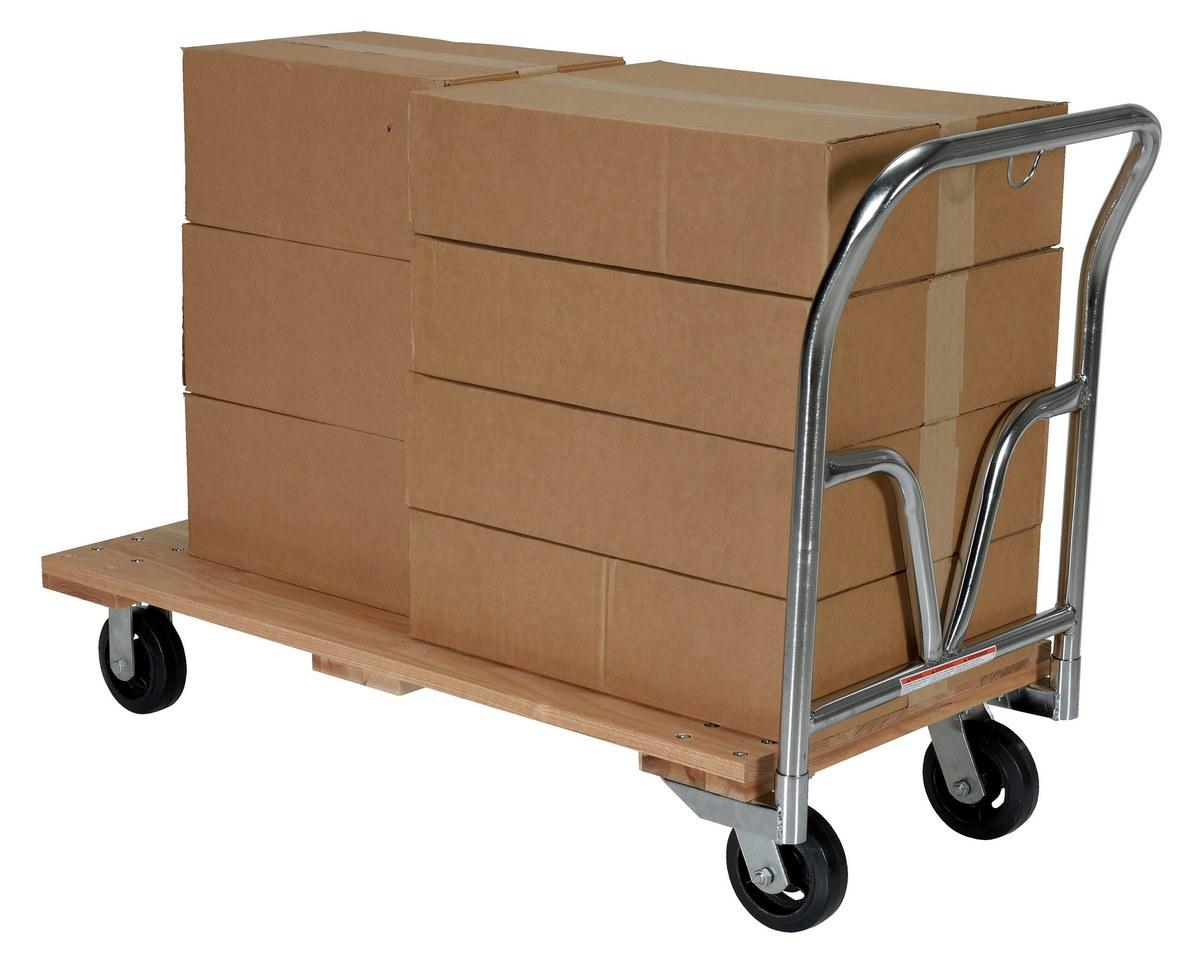 Hardwood Platform Trucks - Product Page