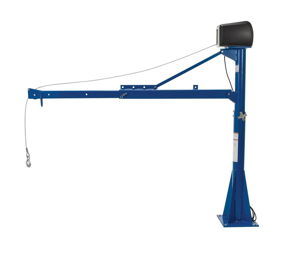 Power Lift Jib Cranes - Product Page