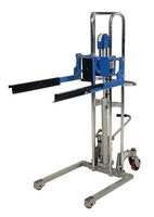 Adjustable Box Stacker