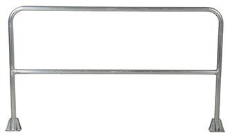 Aluminum Safety Railings