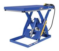 Rotary Air/Hydraulic Scissor Lift Tables