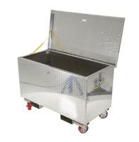 Aluminum Tread Plate Portable Tool Boxes