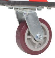 Heavy Duty Aluminum Treadplate Platform Trucks