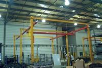 Self-Supporting Bridge Cranes