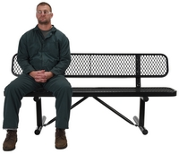 Benches - Steel Mesh