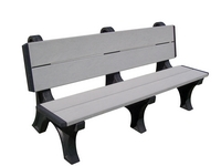 Benches - Recycled Plastic
