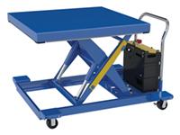 Heavy Duty Low Profile Scissor Lift Cart