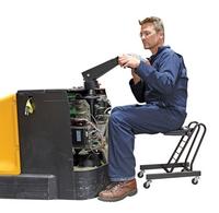 Ergonomic Worker Seats