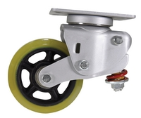 Japanese Engineered Spring Loaded Towing Casters