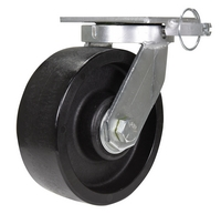 High Capacity Non-Marking Glass Filled Nylon Casters