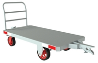 Caster Steer Towable Trailers