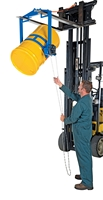Hoist Mounted Drum Carrier/Rotators