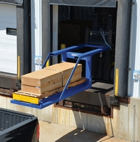 Fork Lift Loading Attachment