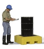 Ultra-Spill Pallets & Decks