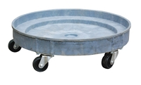 Multi-Level Plastic Drum Dolly
