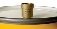 Brass Drum Vent Adaptor