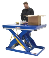 Electric Hydraulic Scissor Lift Tables