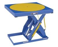 Manual Built-In Carousel for Scissor Tables