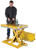 Work Station Electric Hydraulic Scissor Tables