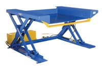 Ground Lift Scissor Tables