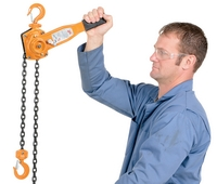 Economy Lever Hoists (disc brake)