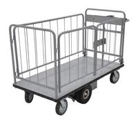 Electric Material Handling Cart