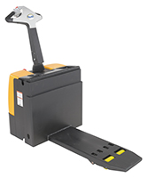 Electric Pallet Truck with Single Fork