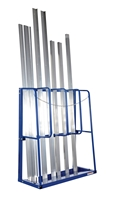 Expandable Vertical Bar Racks
