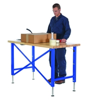Manual Adjustable Ergonomic Work Benches