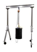 Fixed Height Aluminum Gantry Cranes