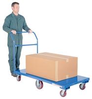Flat Bed Cart