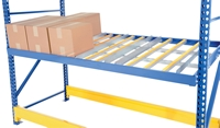 Pallet Rack Gravity Flow Shelves