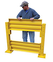 Structural Guard Rails (drop-in and bolt-on style)