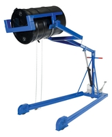 Hydraulic Drum Stackers