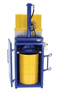 Hydraulic Drum Crusher/Compactors
