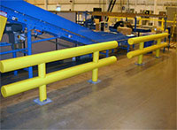 Heavy Duty Guard Rails