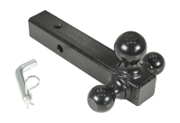 Three Ball Tow Hitch