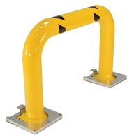 Surface Mounted Removable High Profile Machinery Guards & Low Profile Rack Guards