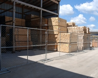 Galvanized Construction Barrier Systems