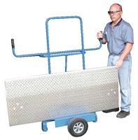 Easy Move Panel Cart