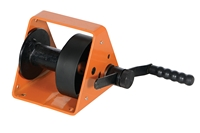 Manual and Worm Gear Hand Winches